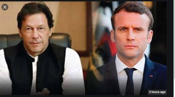 BLASPHEMOUS CARTOONS: PM Imran Khan slams French President Macron - Islamabad Post